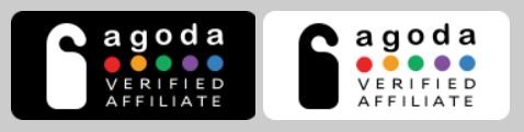 Agoda Affiliate Badge