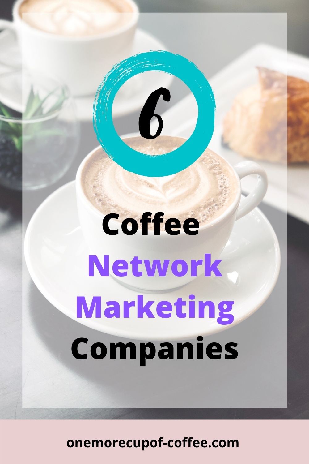 Coffee cup to represent Coffee Network Marketing Companies