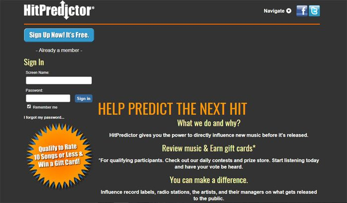 Make Money Hit Predictor