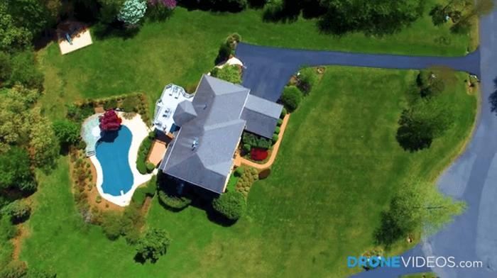DroneVideos.com Aerial Shot
