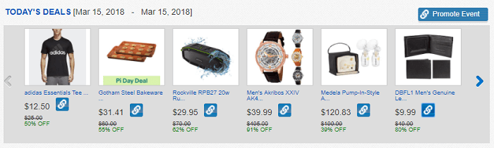 Ebay Affiliate Promotions