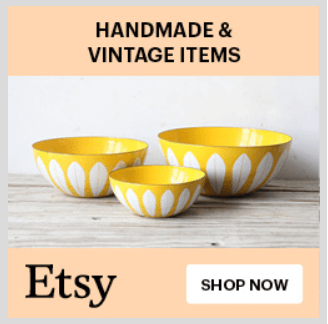Etsy Product Banners