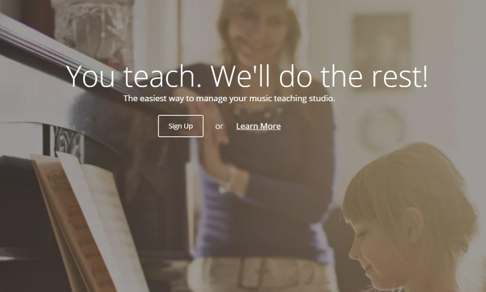 music teacher's helper home page