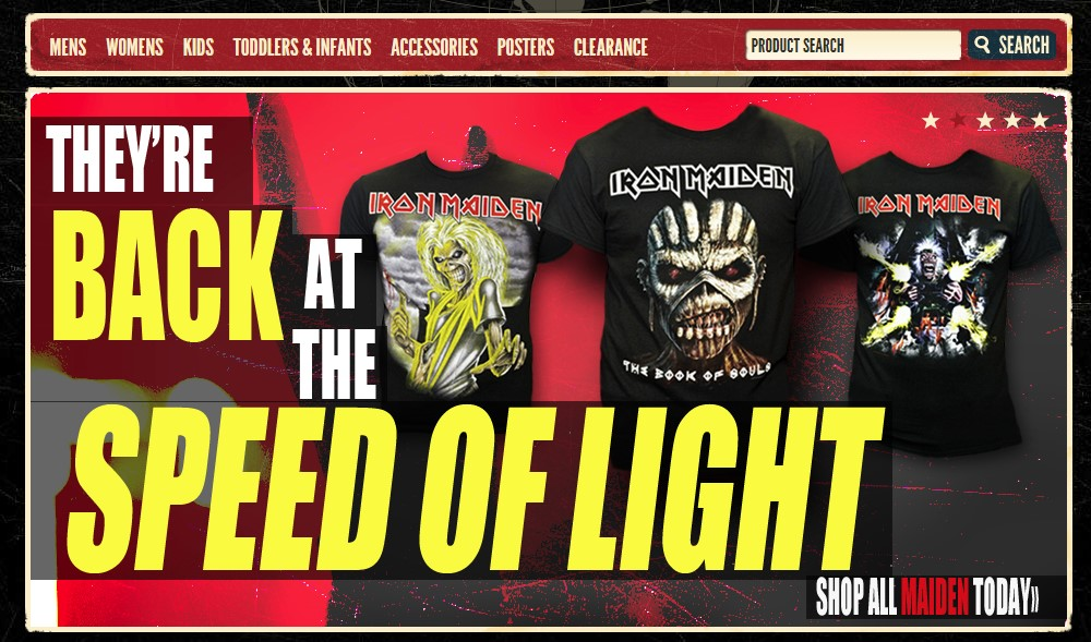 rock america home page