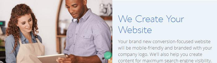 Bluehost Website Creation
