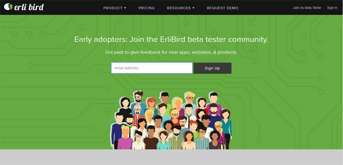 Erli Bird Test Community