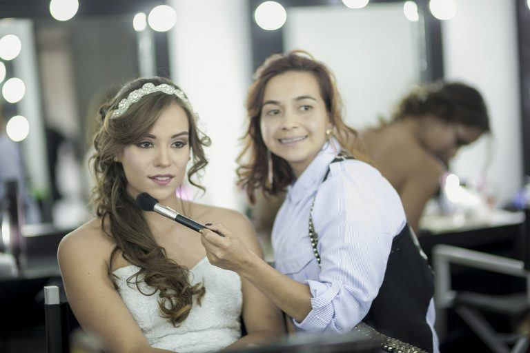 Make-Up Artist Salary and Career Options: Good Jobs That Don't Require a Degree