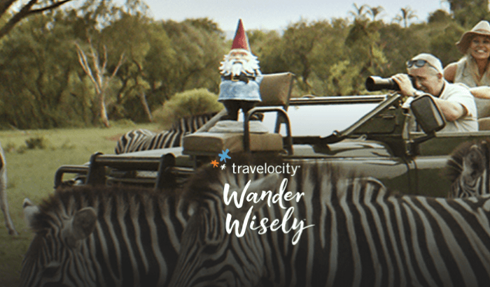 Travelocity Wander Wisely