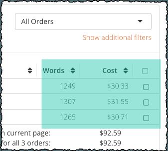 textbroker content orders per word cost