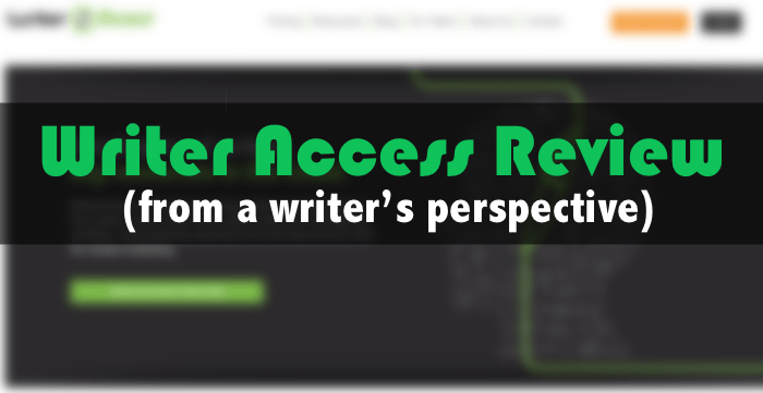 writer access review for writing jobs