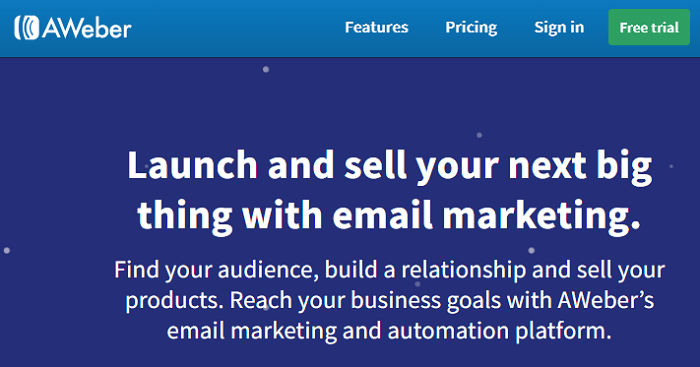 AWeber Email Marketing Affiliate Program Review