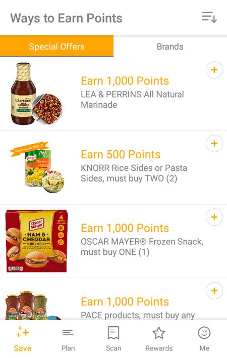 Earning Points On Fetch Rewards