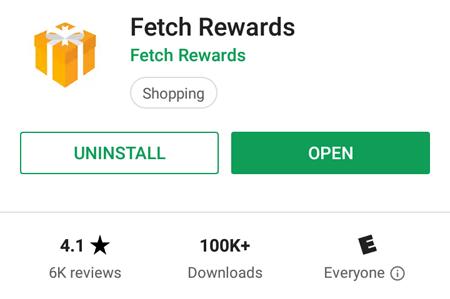 Fetch Rewards Basic Information