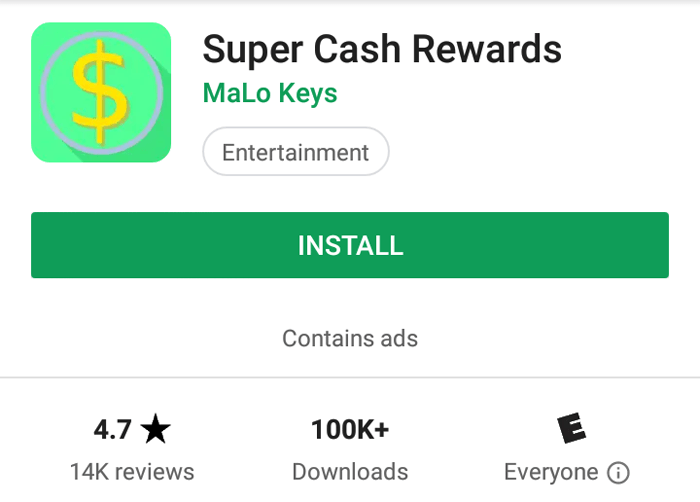 Can You Really Make Money With The Super Cash Rewards App?