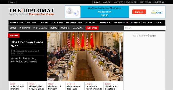 Make Money The Diplomat