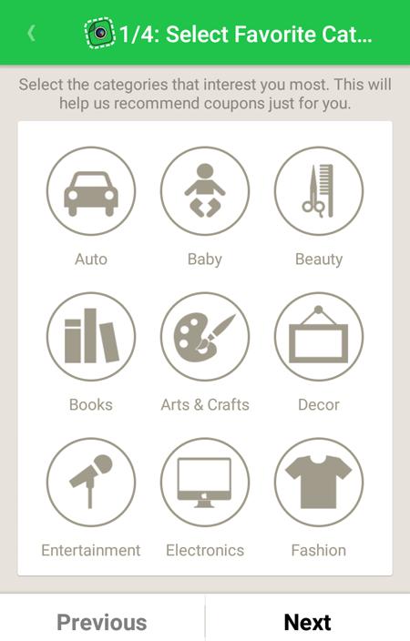 SnipSnap Categories
