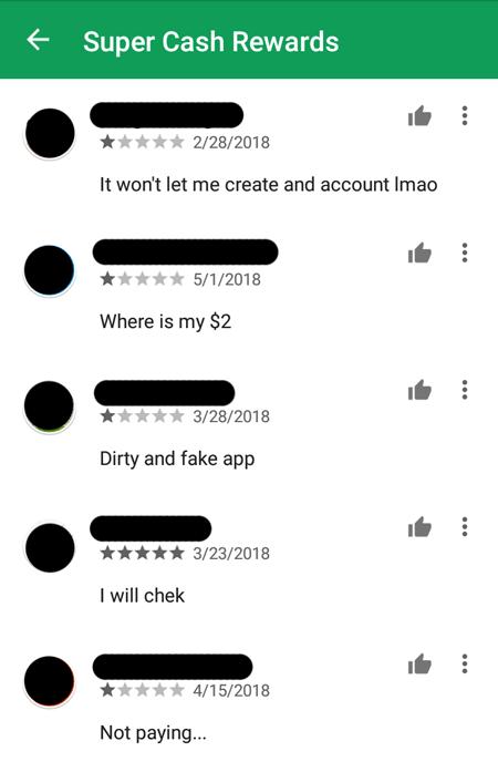 Super Cash Rewards Review 3