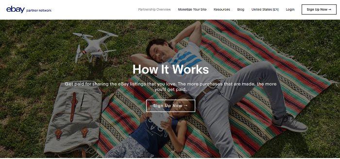 eBayeBay Partner Network