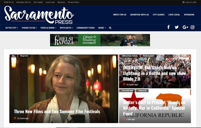 Make Money Sacramento Press