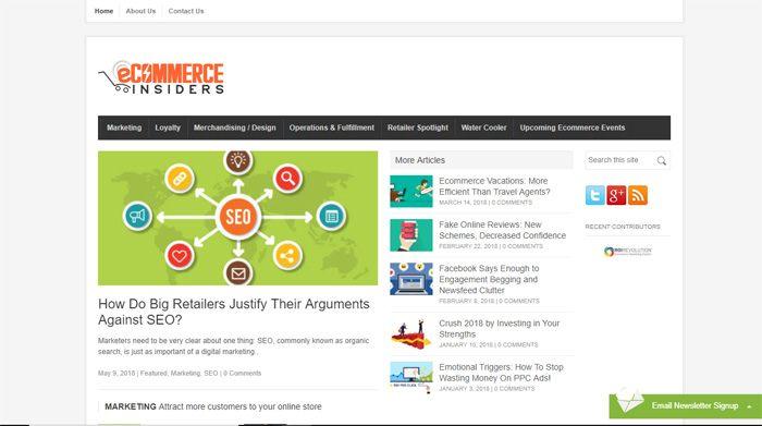 Make Money eCommerce Insiders
