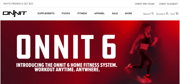 Onnit Affiliate Program Review