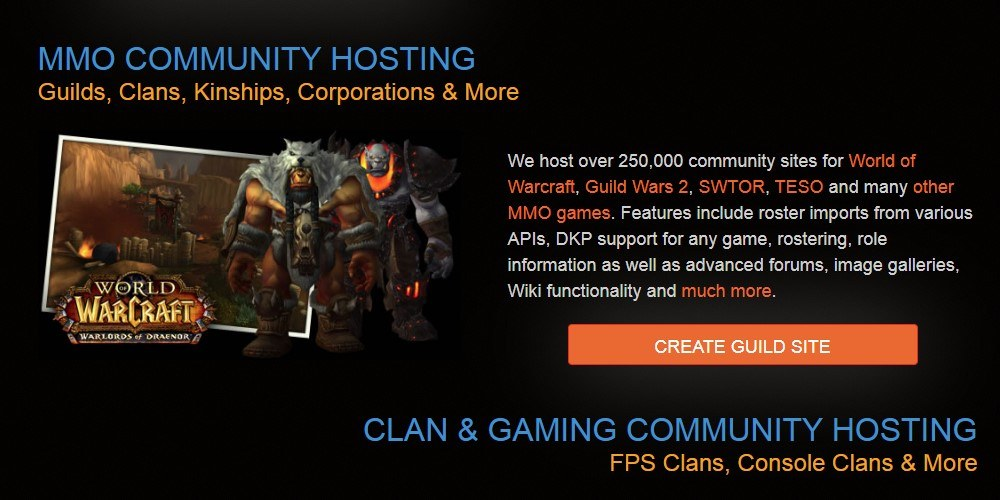 gamer launch home page