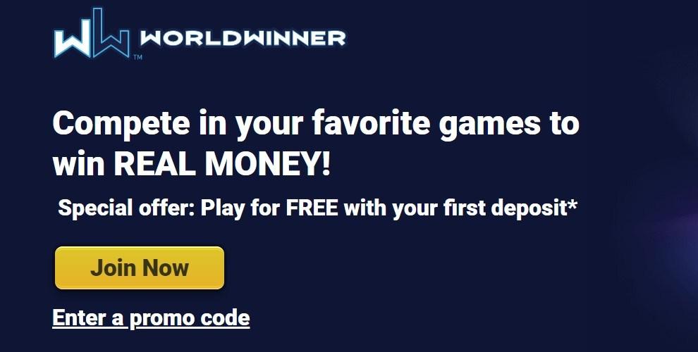 world winner home page