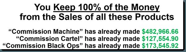 100 Percent Commissions