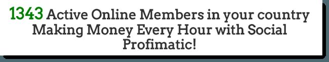 Active Online Members