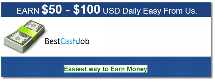Best Cash Job Review