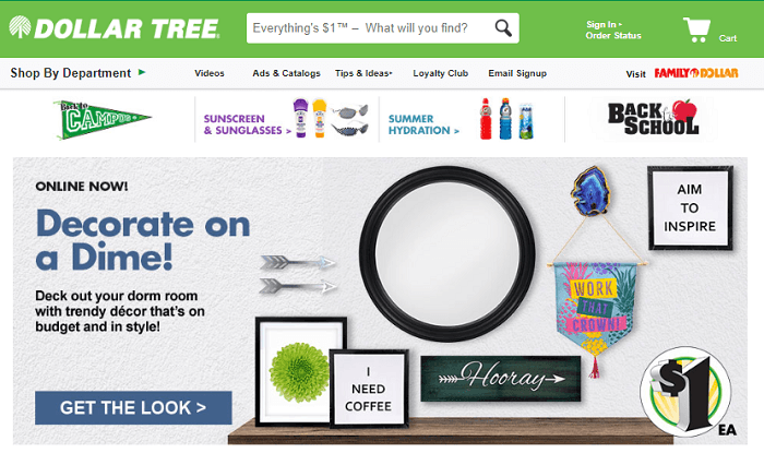 Dollar Tree Affiliate Program Review