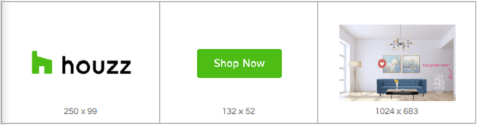 Houzz Banners