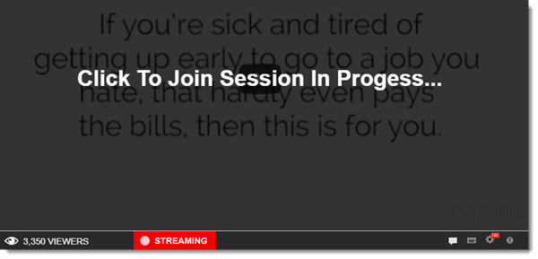 Join the Session