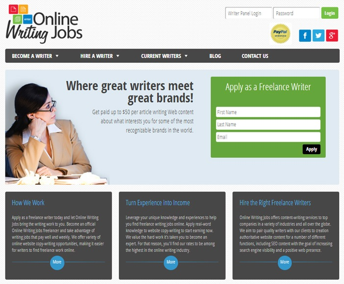 Can You Really Make Money Writing For OnlineWritingJobs com?