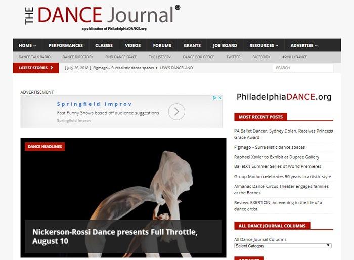 Make Money The Dance Journal