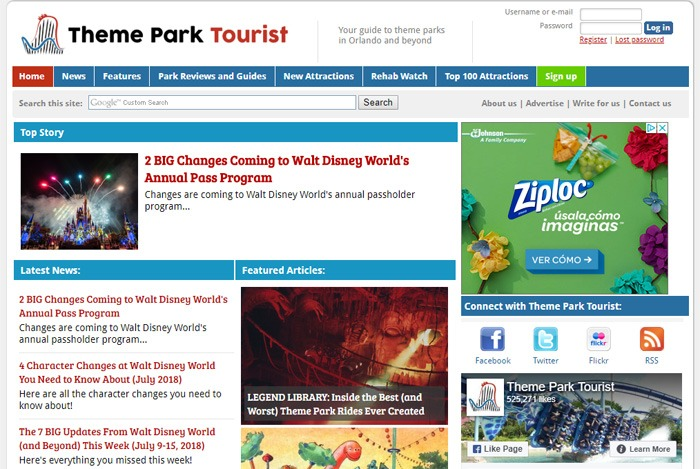 Make Money Theme Park Tourist