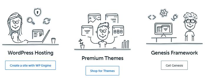 StudioPress WordPress Offerings