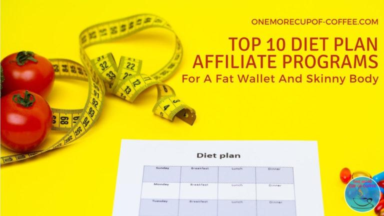 Top 10 Diet Plan Affiliate Programs For A Fat Wallet And Skinny Body featured image