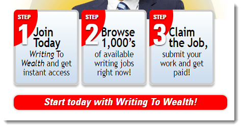 Writing To Wealth System