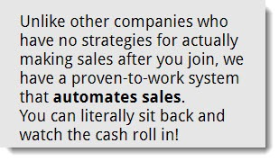 Automate Sales