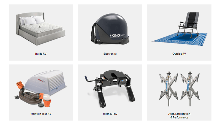 Camping World Products