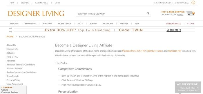 Affiliate Marketing About Us Pages Affiliate Marketing Home