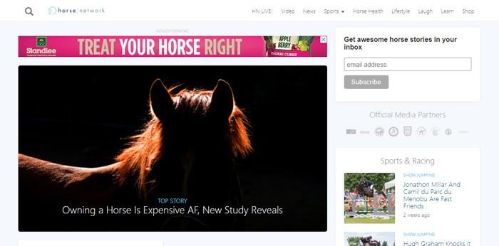 Make Money Horse Network