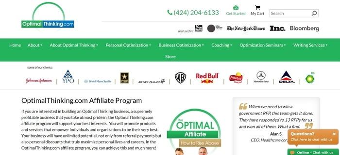 Bank Affiliate Programs