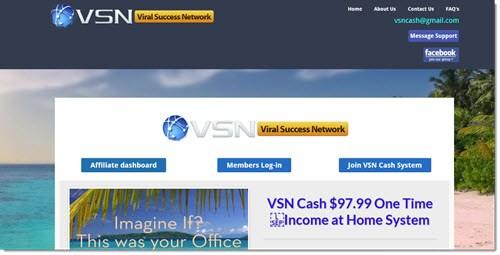VSN Homepage