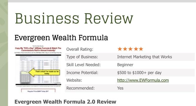 scamxposer evergreen wealth 2.0