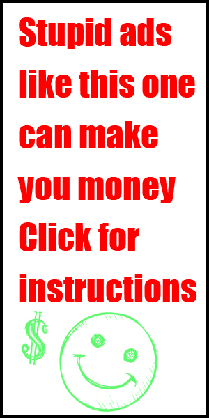 make money from ads banner ad
