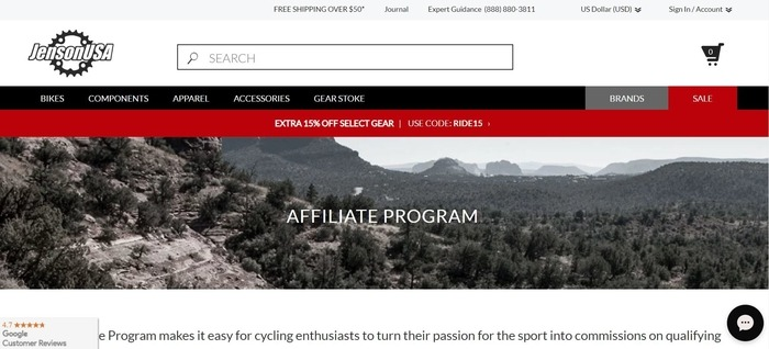 Top 10 Extreme Land Sports Affiliate Programs