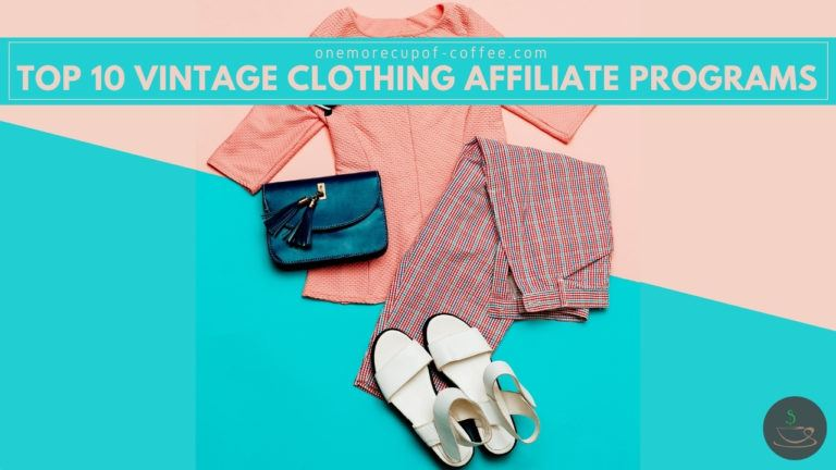 Top 10 Vintage Clothing Affiliate Programs featured image