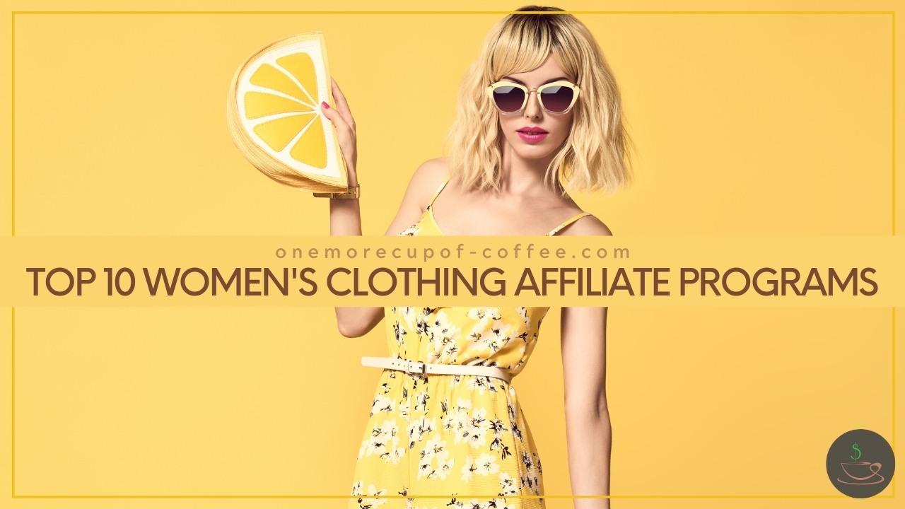 LADIES FASHION WEBSITE BUSINESS AFFILIATE GUARANTEED PROFITS FOR THE USA